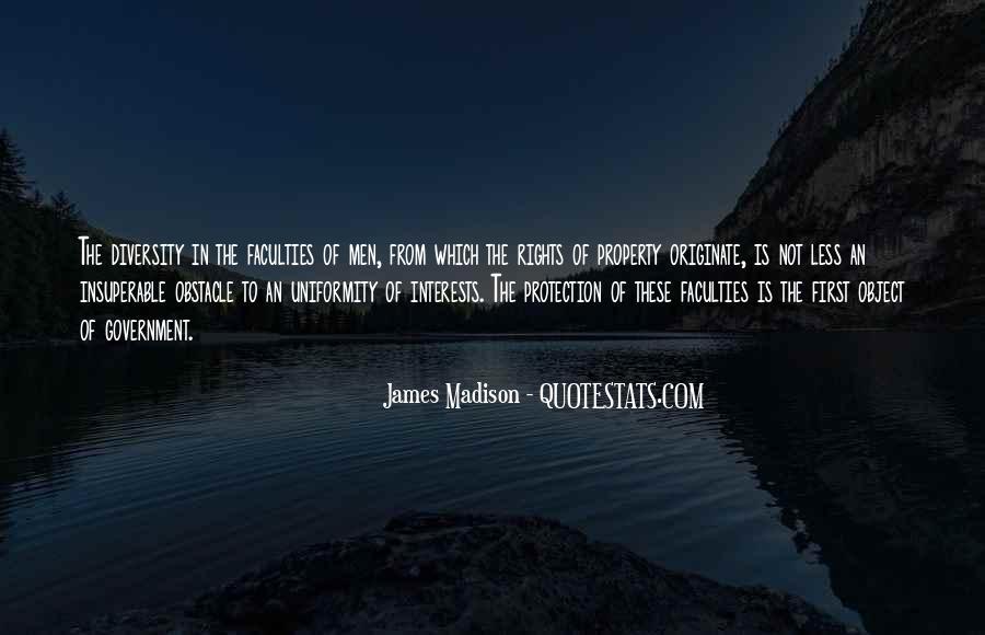 James Madison Quotes #1179653