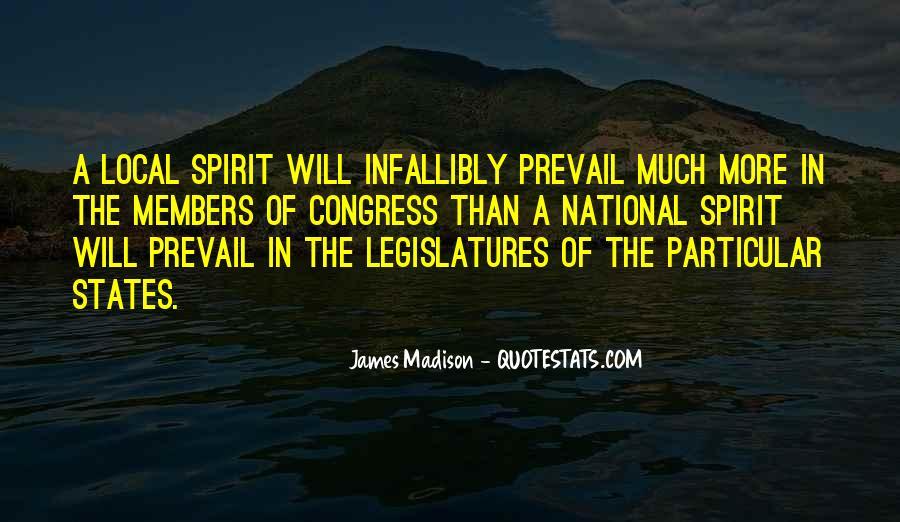 James Madison Quotes #1183774