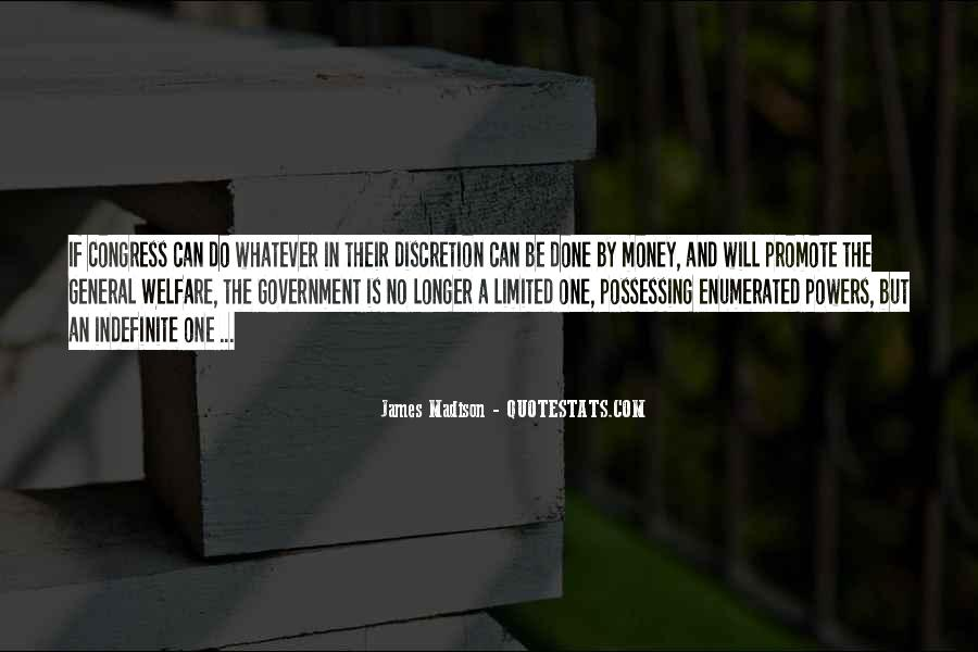 James Madison Quotes #1194133