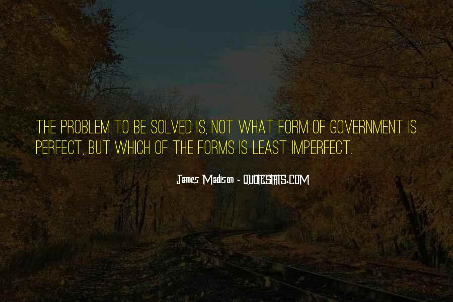 James Madison Quotes #1240800