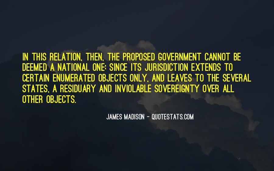 James Madison Quotes #133222
