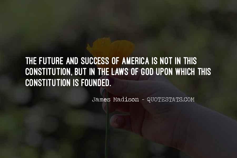 James Madison Quotes #1332795