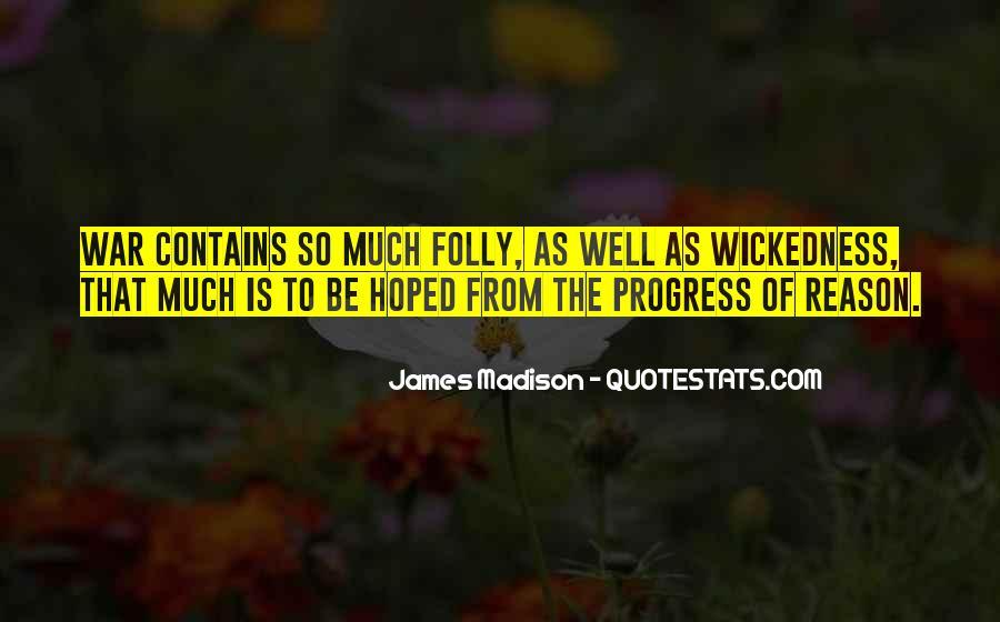 James Madison Quotes #1335502