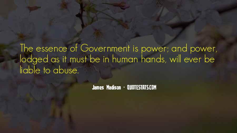 James Madison Quotes #1349634