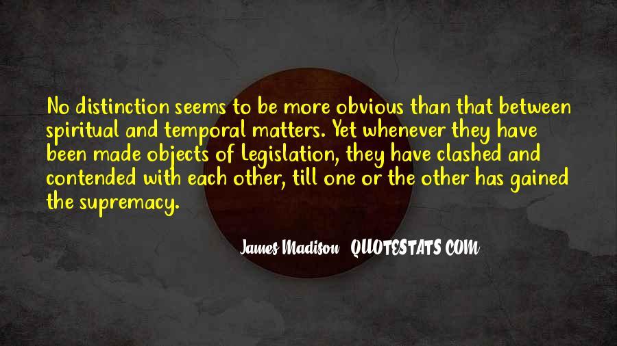 James Madison Quotes #14086
