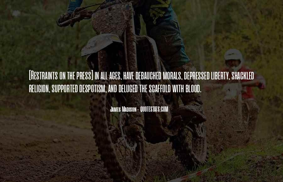 James Madison Quotes #1444345