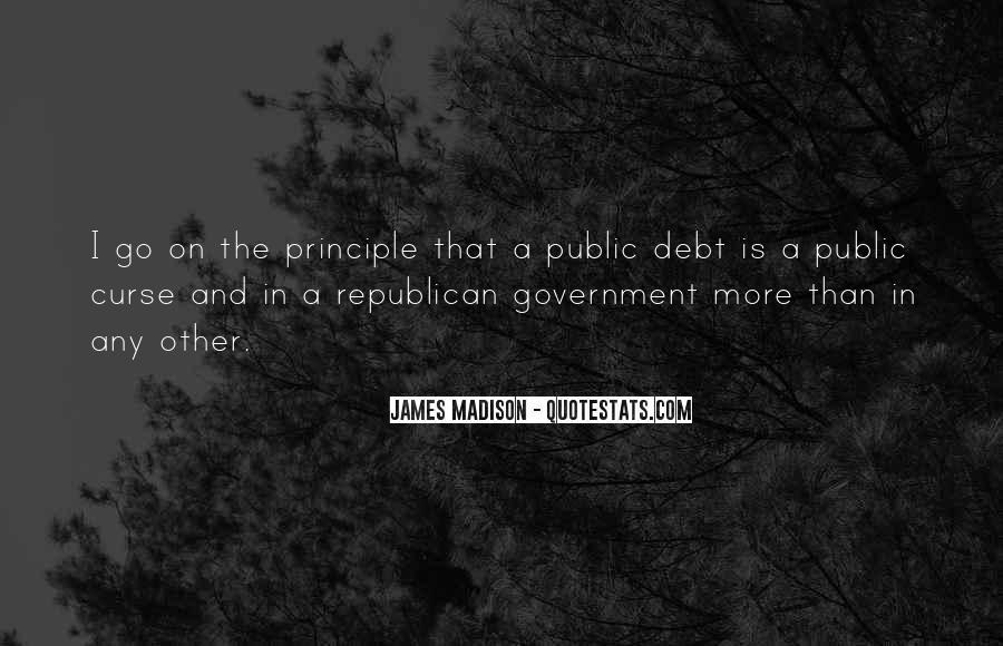 James Madison Quotes #1445597