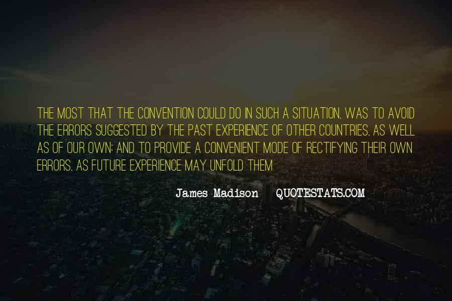James Madison Quotes #1452044