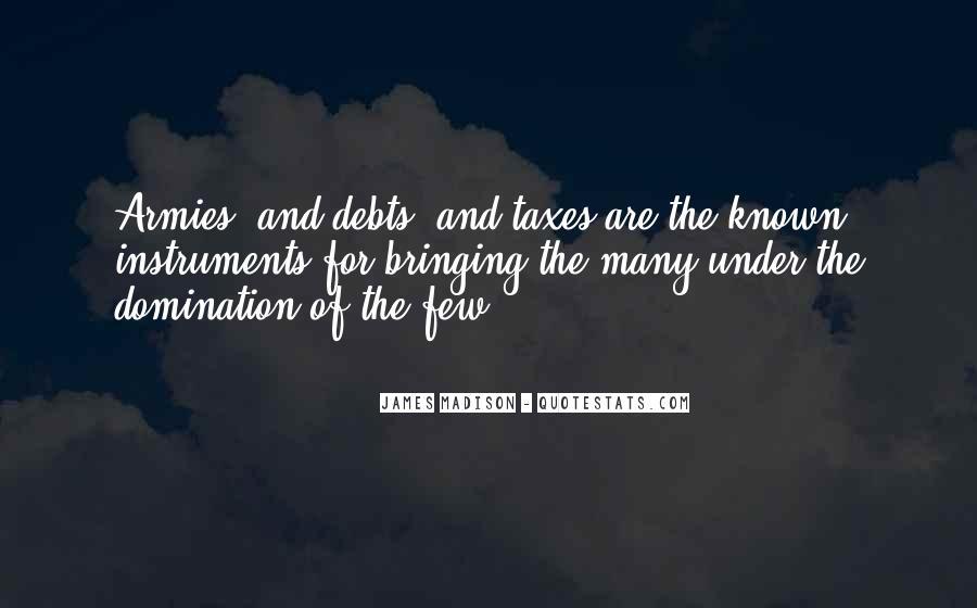 James Madison Quotes #1569661