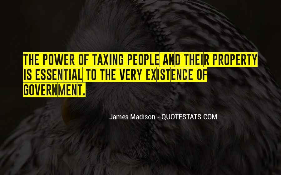 James Madison Quotes #1643654