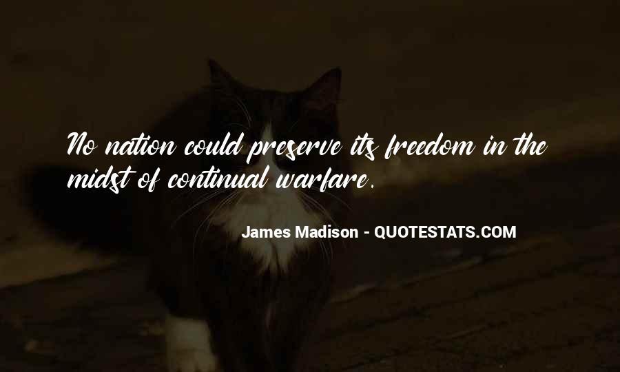 James Madison Quotes #1645201