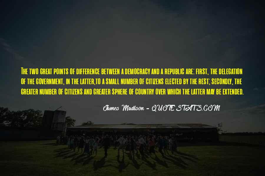 James Madison Quotes #1676082