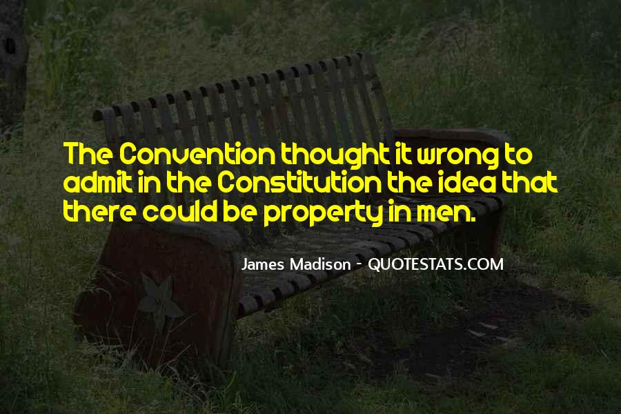 James Madison Quotes #1791184