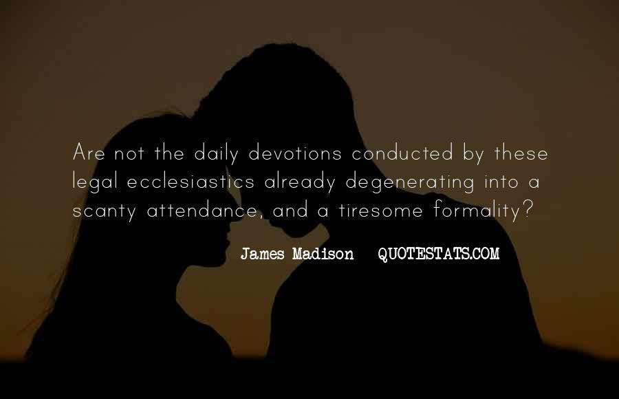 James Madison Quotes #180329