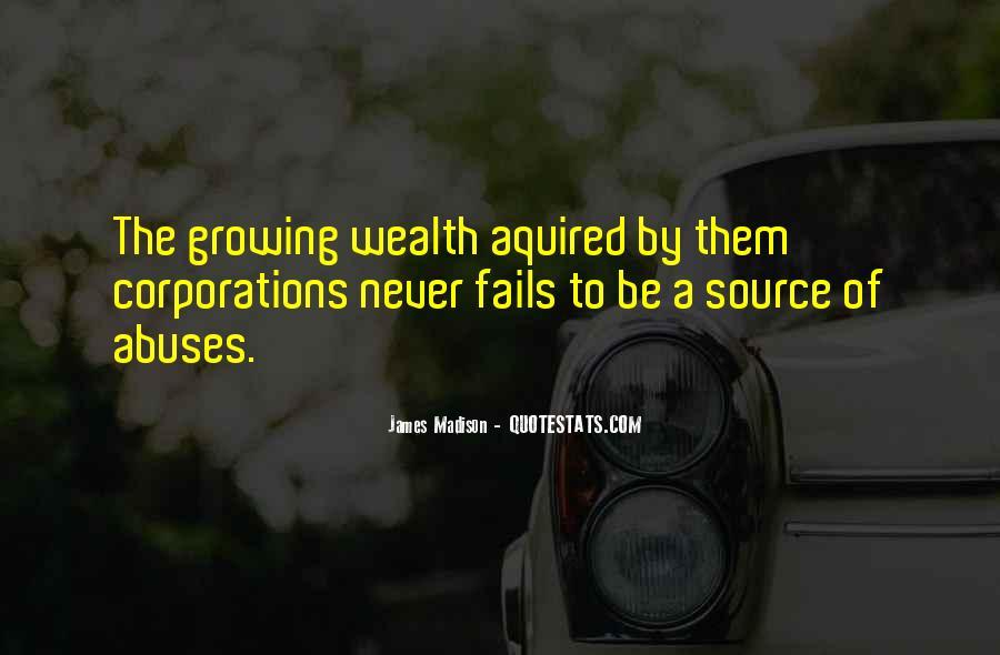 James Madison Quotes #199240