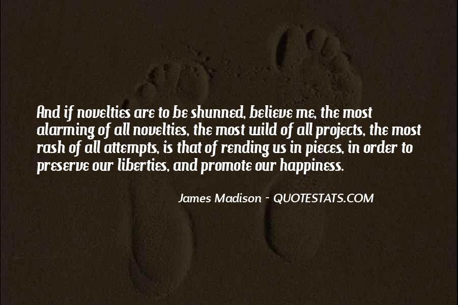 James Madison Quotes #274851