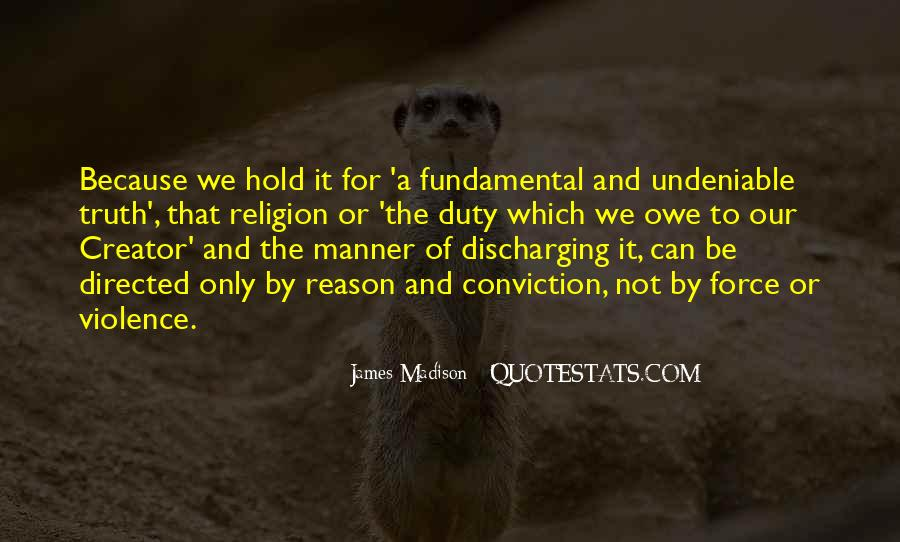 James Madison Quotes #343084