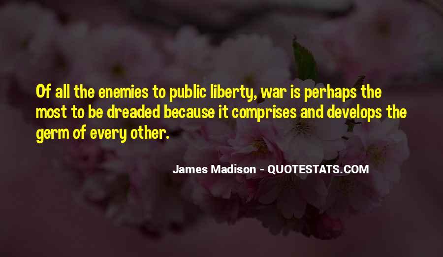 James Madison Quotes #347256
