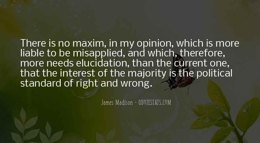 James Madison Quotes #405003