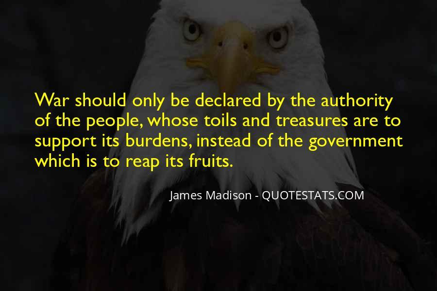 James Madison Quotes #405052