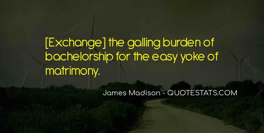 James Madison Quotes #436110