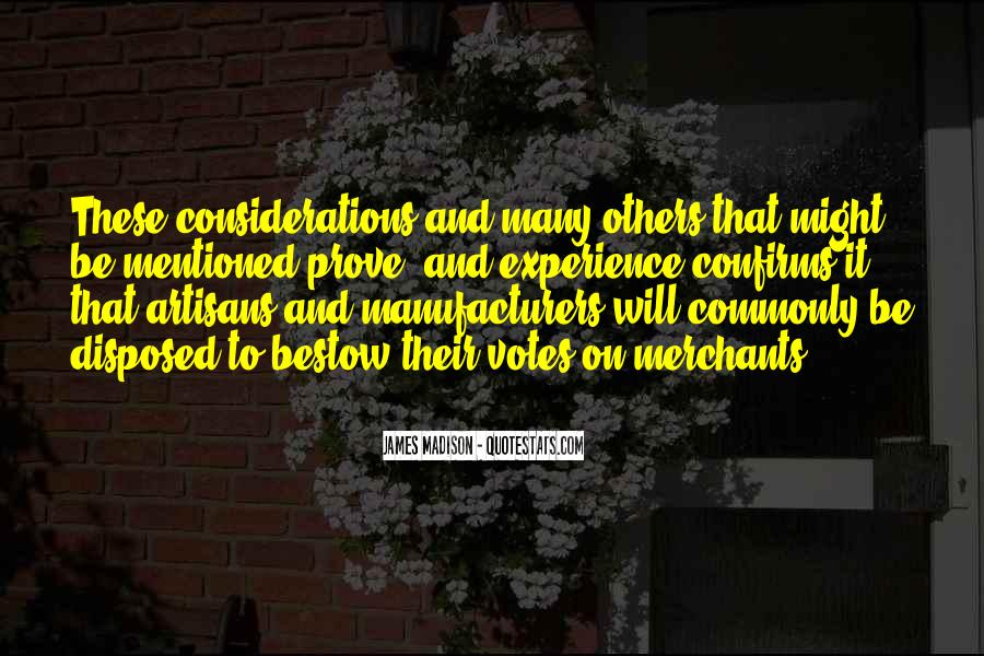 James Madison Quotes #514720
