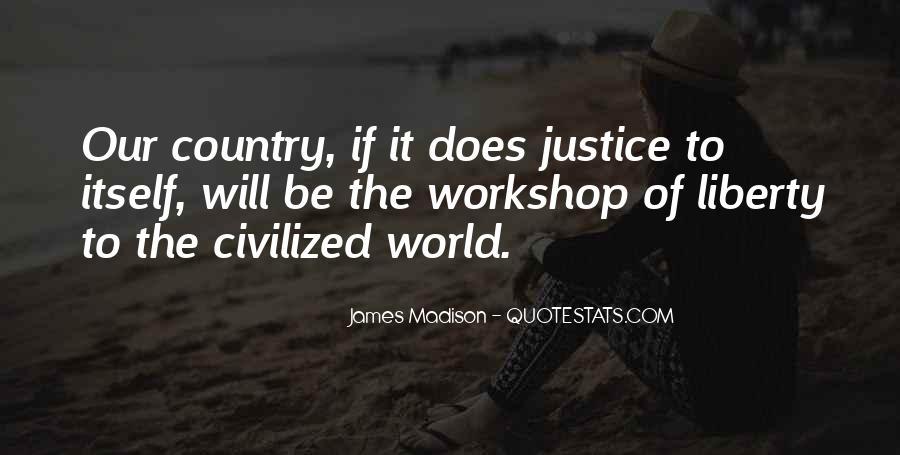 James Madison Quotes #526921