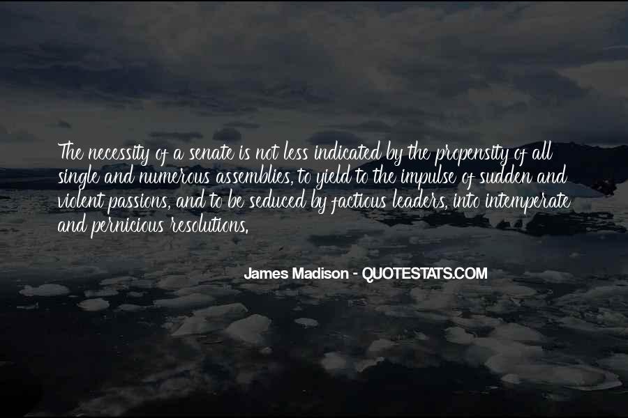 James Madison Quotes #550119