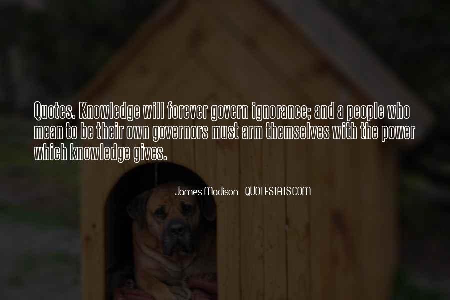 James Madison Quotes #568311