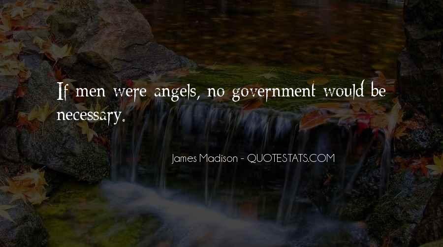 James Madison Quotes #637505