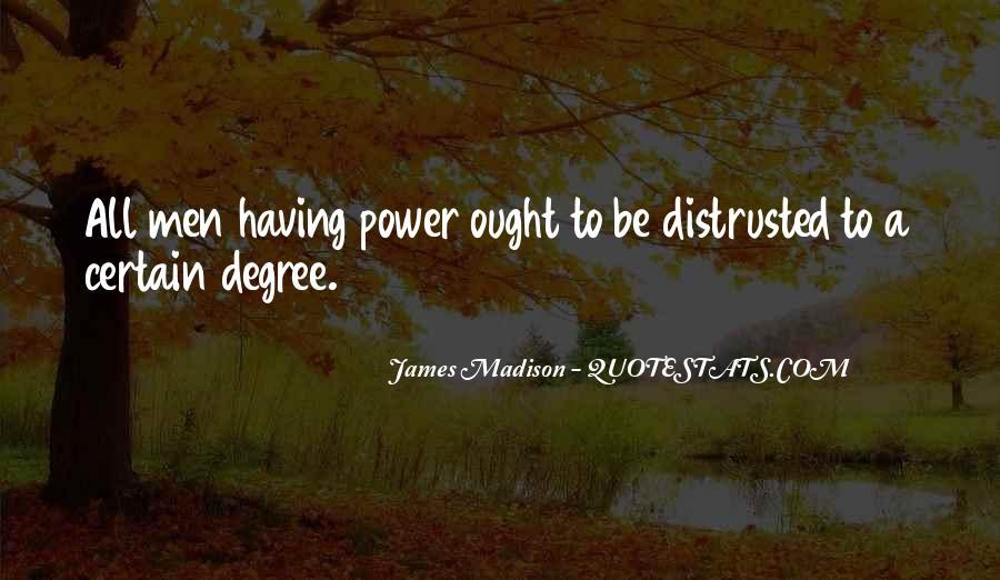James Madison Quotes #652061