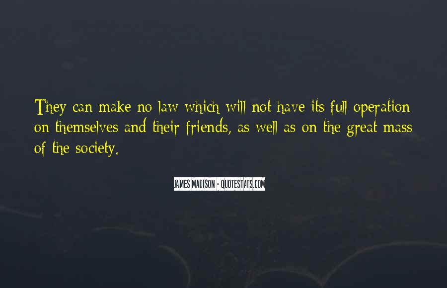 James Madison Quotes #661300