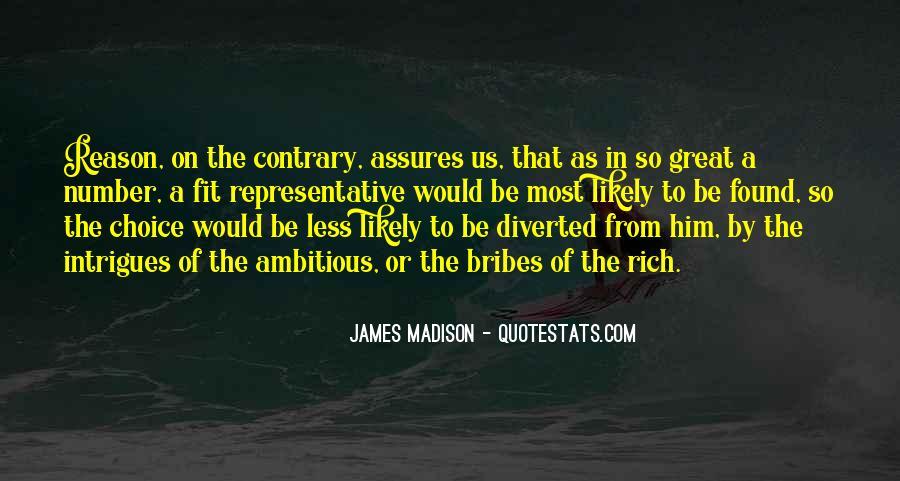 James Madison Quotes #67042
