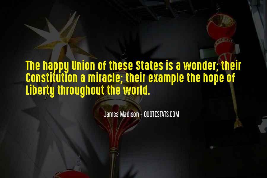 James Madison Quotes #6808