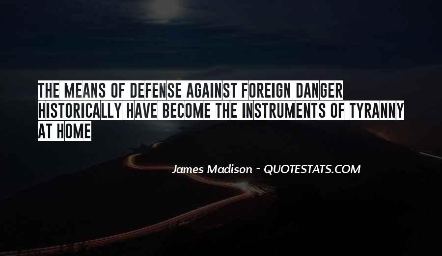James Madison Quotes #71675