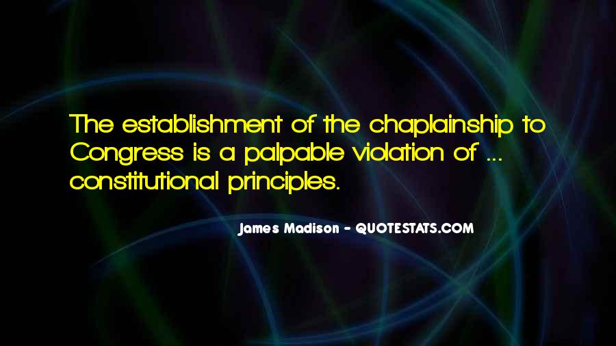 James Madison Quotes #749582