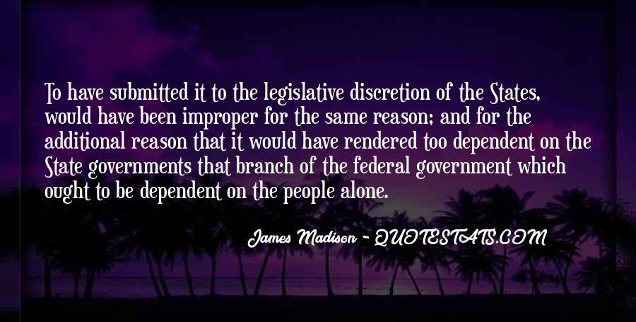 James Madison Quotes #766751
