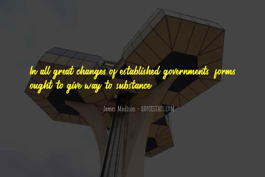 James Madison Quotes #77840