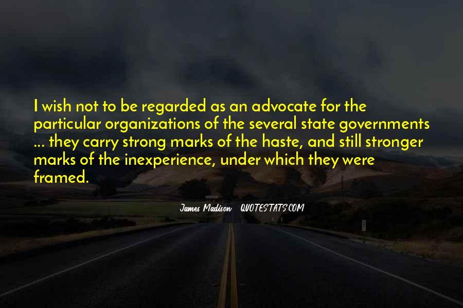 James Madison Quotes #820240