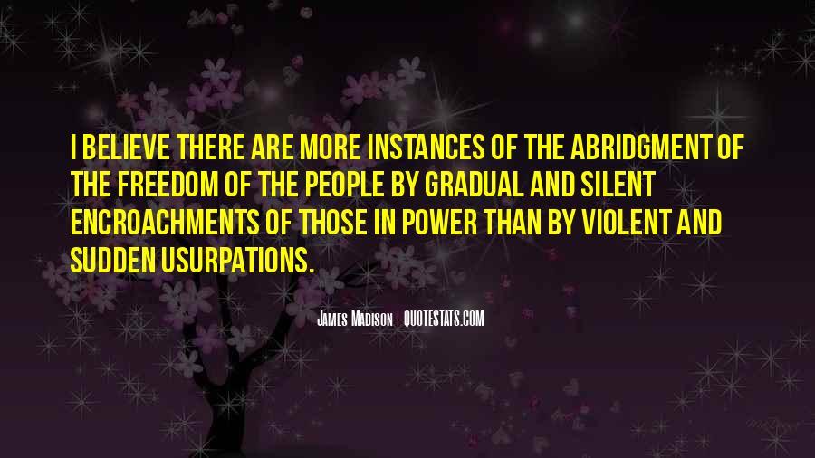 James Madison Quotes #820492