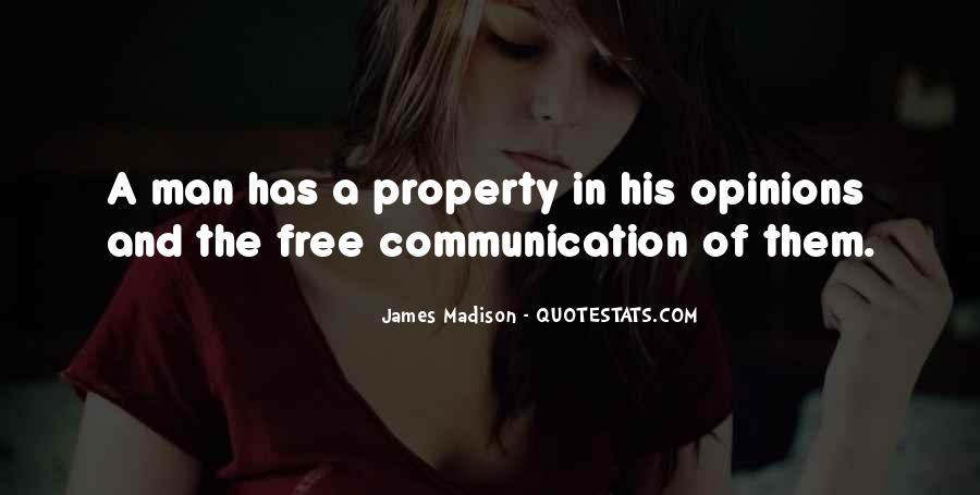 James Madison Quotes #858185