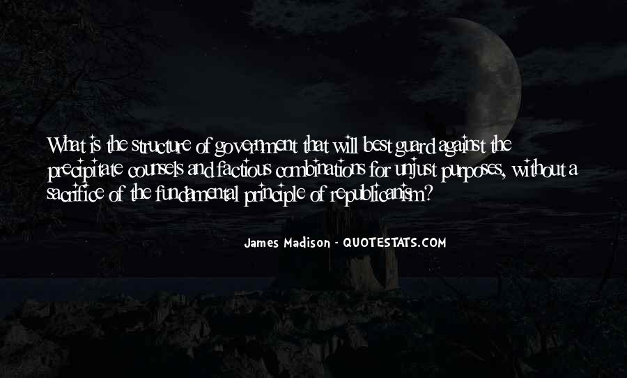 James Madison Quotes #930293