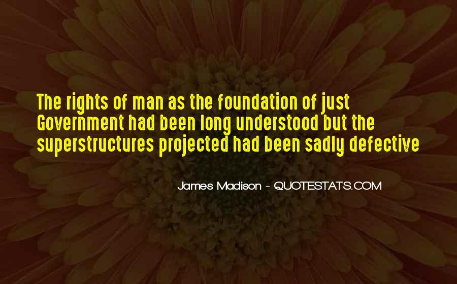 James Madison Quotes #977398