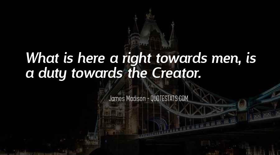 James Madison Quotes #99007