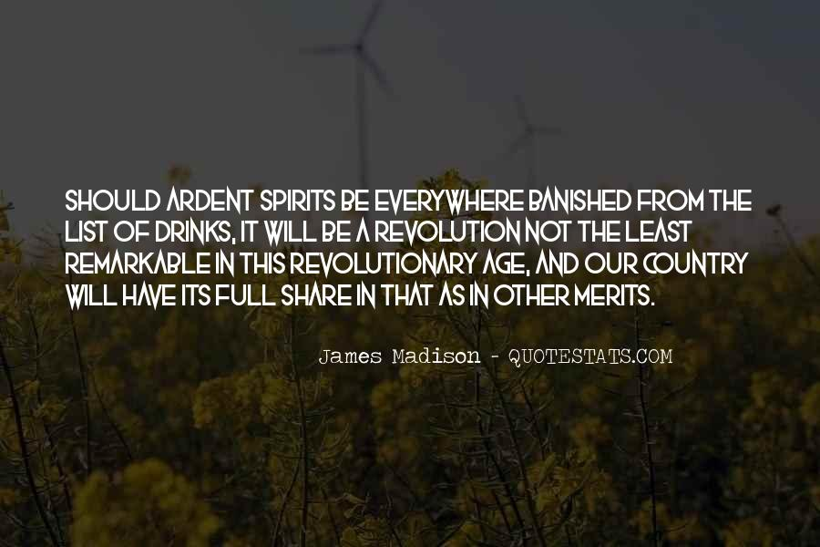 James Madison Quotes #99145