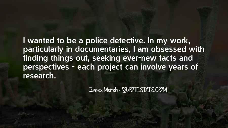 James Marsh Quotes #1219402