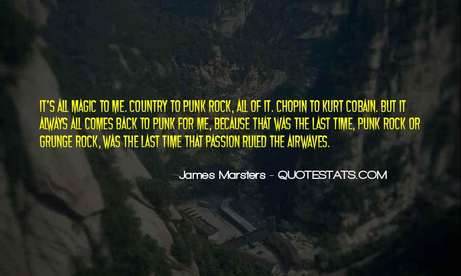 James Marsters Quotes #1307062