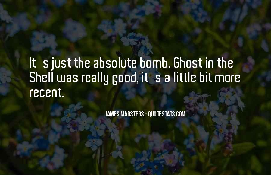 James Marsters Quotes #1678955