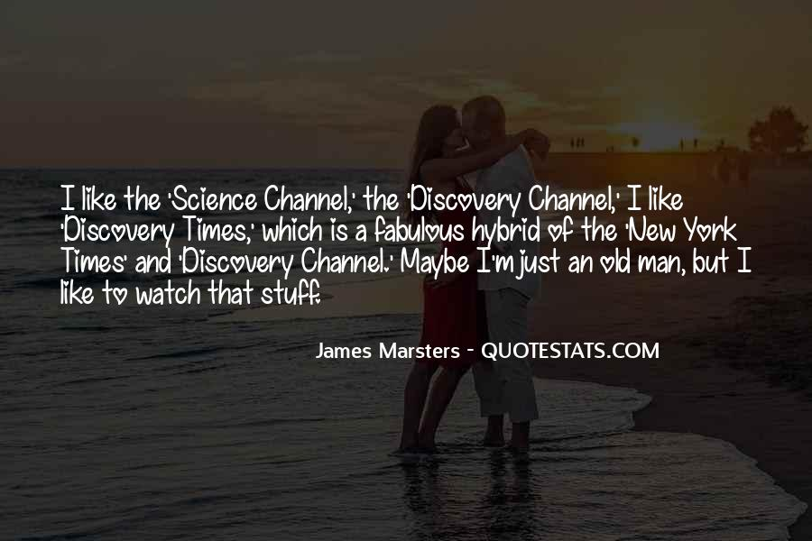 James Marsters Quotes #210141