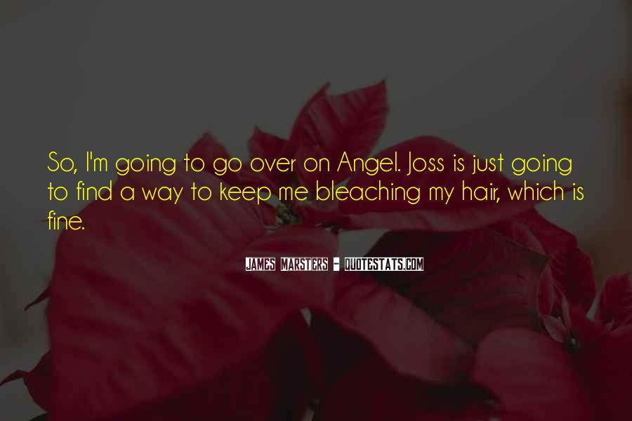James Marsters Quotes #365338